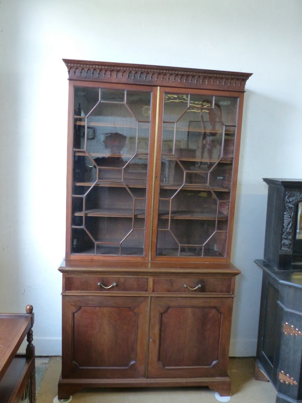 georgian bookcase