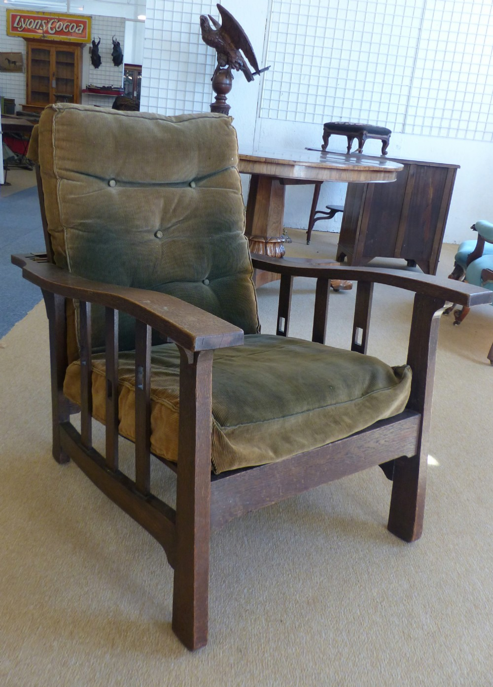 arts cr5afts chair