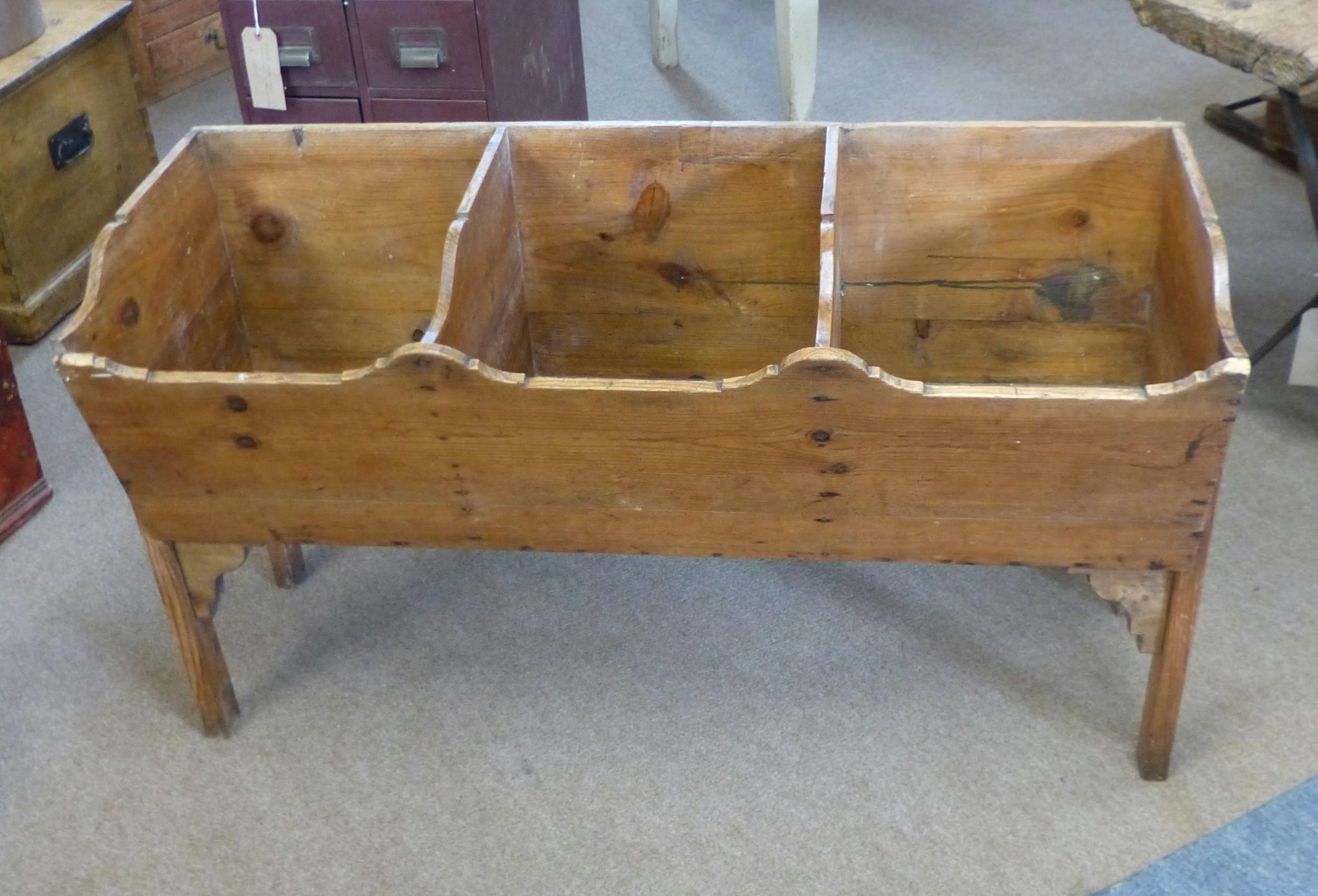 pine grain box