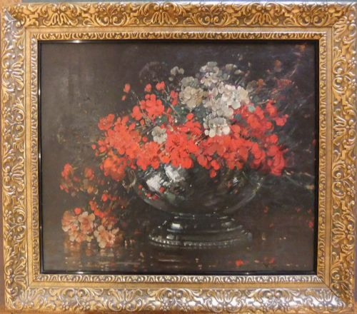 kershaw schofield still life oil painting