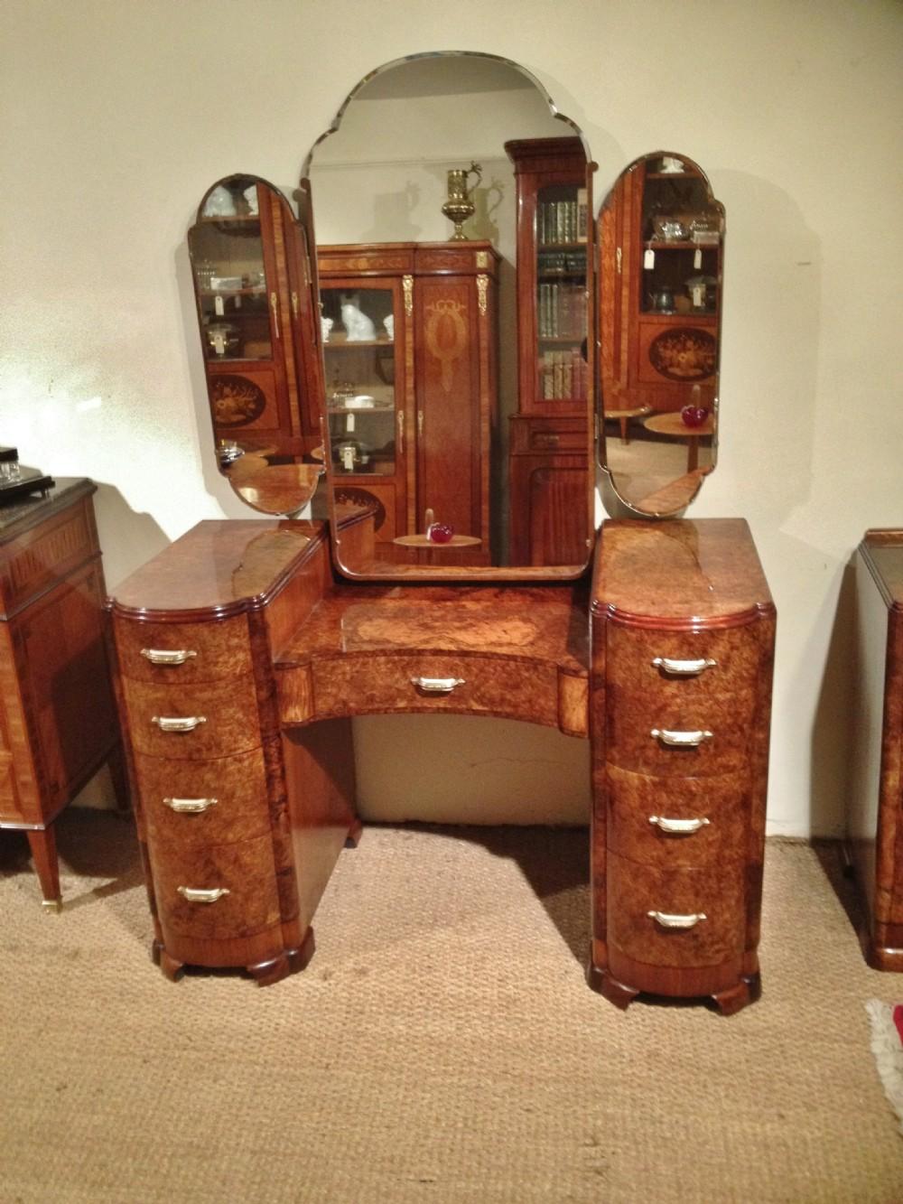 art deco dressing table 257928. Black Bedroom Furniture Sets. Home Design Ideas