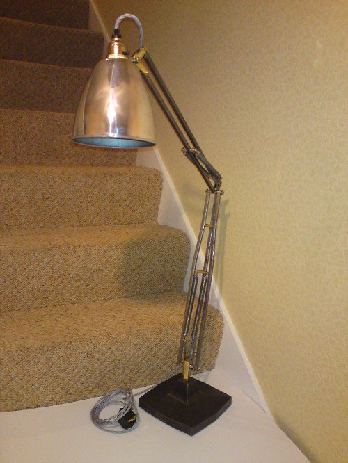 Herbert Terry 1209 Anglepoise Lamp 105755