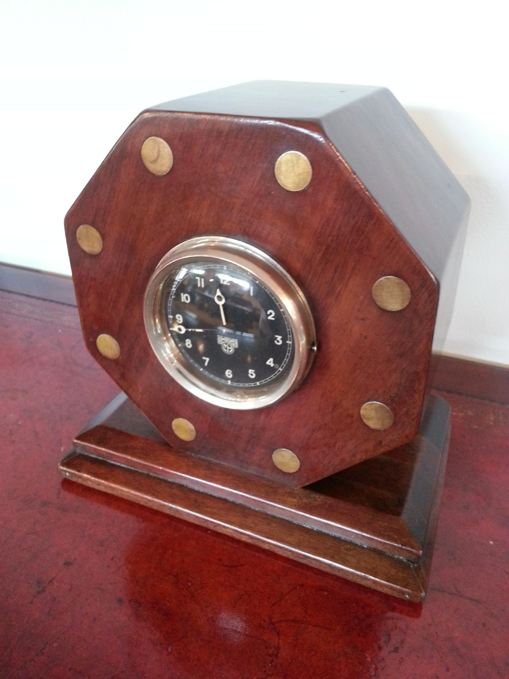 propellor hub clock