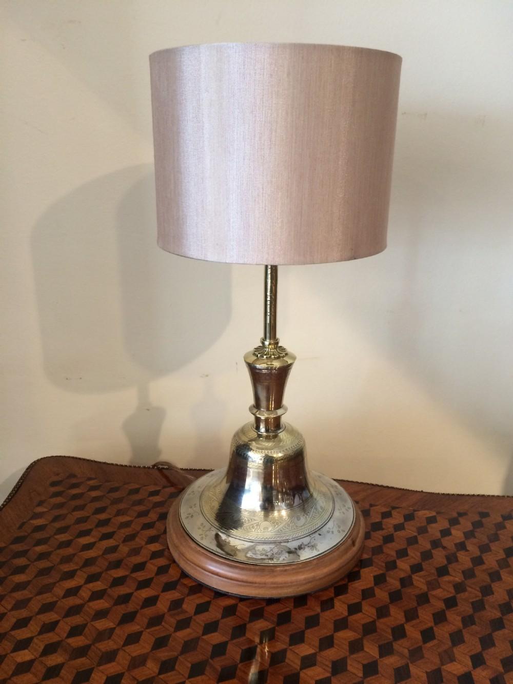hookah table lamp