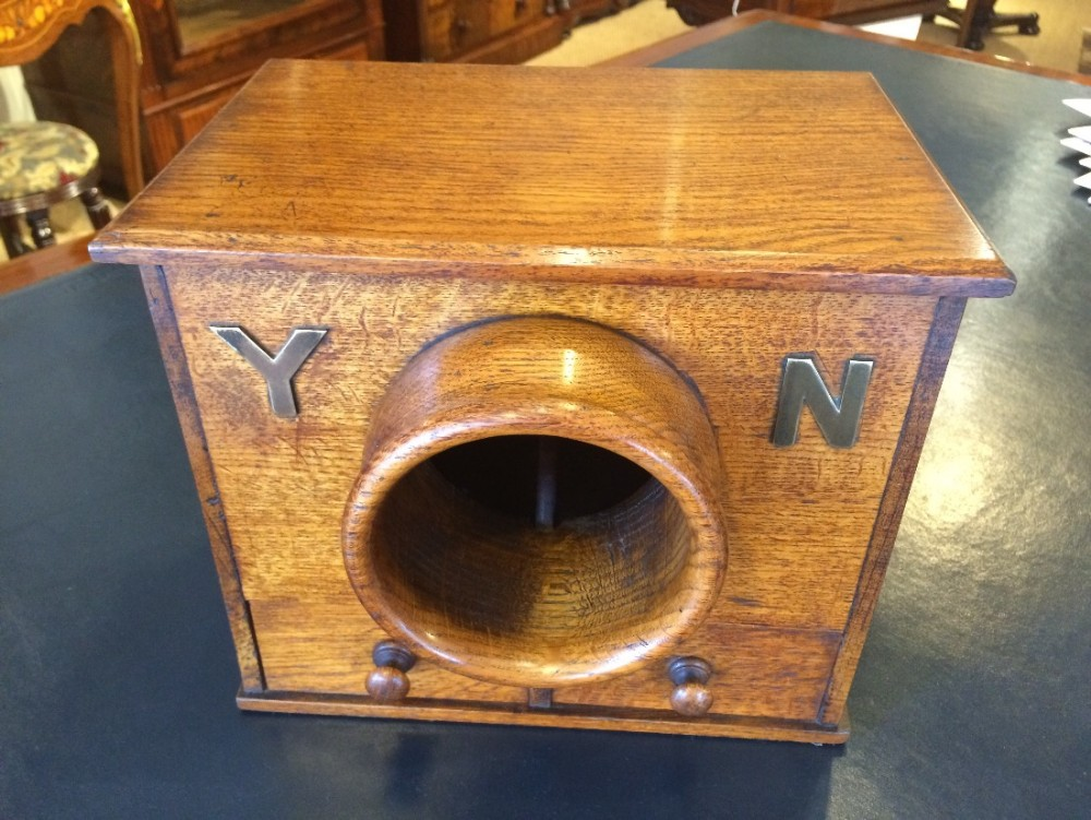 masonic golf club ballot box