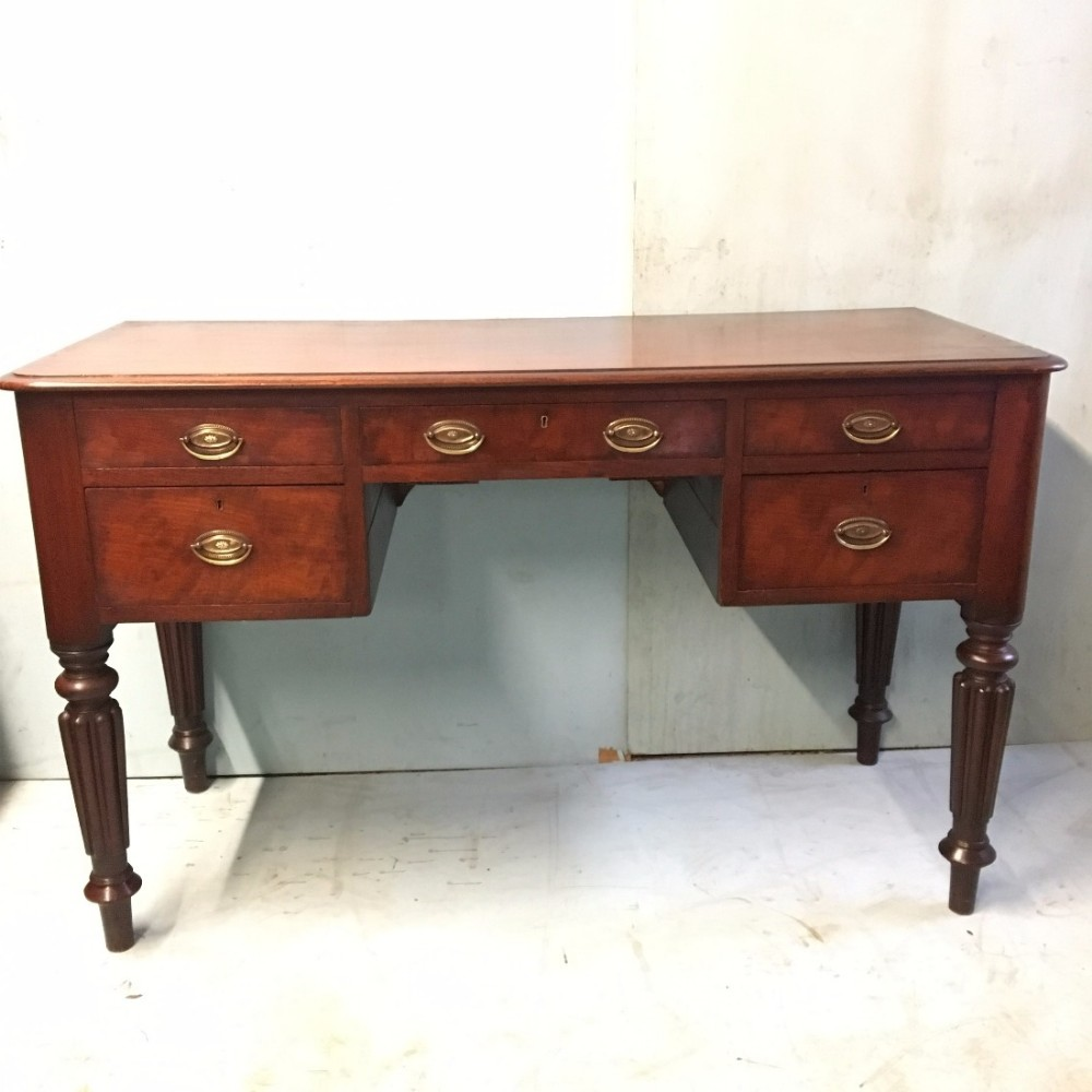 Writing Desk With Drawers Latest