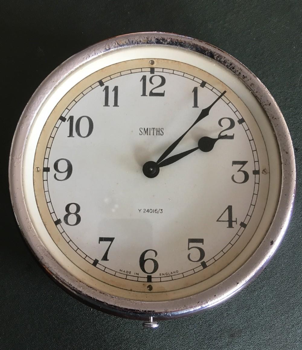 vintage coach clock