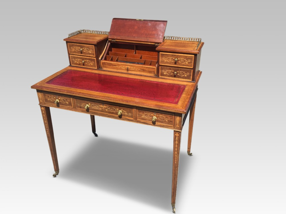 writing desk victorian c 1900