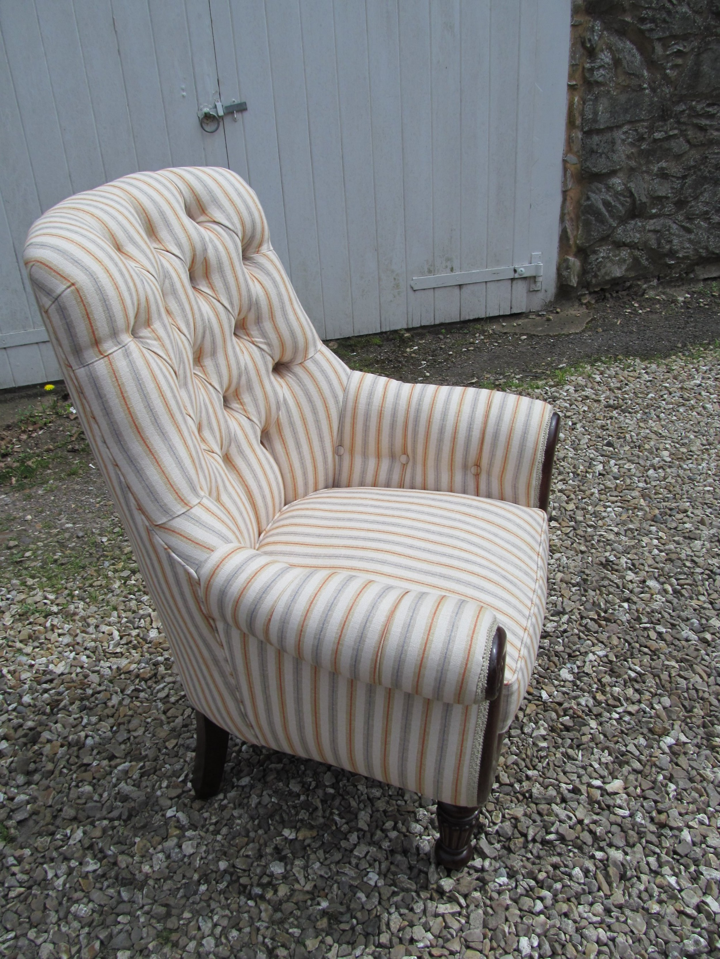 A Beautiful Regency Period Armchair | 551419 ...