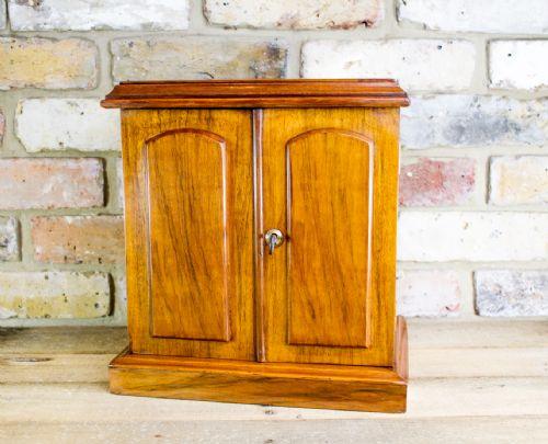 Antique Cigar Cabinets - Antique Cigar Cabinets - The UK's Largest Antiques Website