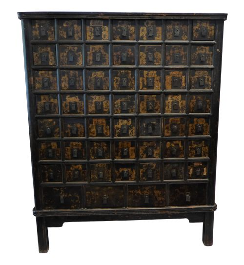 Michael Young Antiques - Antique Spice Cabinets - The UK's Largest Antiques Website