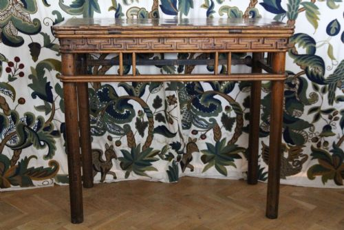 18th century chinese altar table