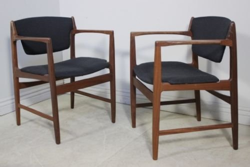 Set of 6 1960 39 s g plan dining chairs 61929 for G plan dining room chairs