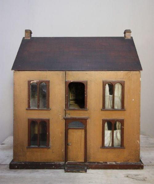Original Victorian Antique Dolls House 129474 Sellingantiques Co Uk