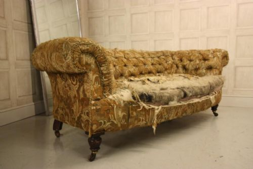 English Antique Chesterfield Sofa 215808 Sellingantiques Co Uk
