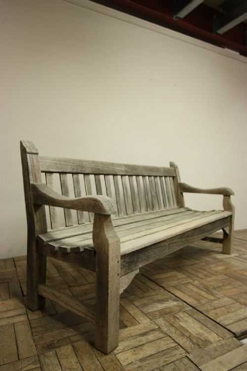 Admirable English Antique Teak Garden Bench 341984 Caraccident5 Cool Chair Designs And Ideas Caraccident5Info