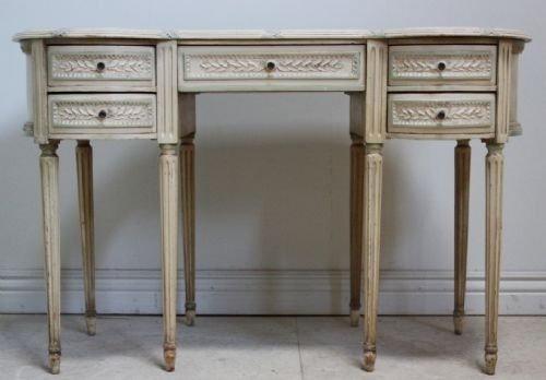 pretty 1930's antique desk dressing table - Pretty 1930's Antique Desk/ Dressing Table 48169 Sellingantiques