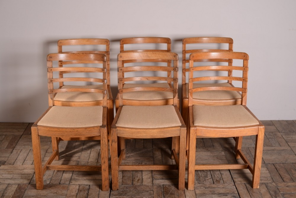 Dining Room Chairs Heals set of six 1930's heals oak dining chairs | 318043 | sellingantiques