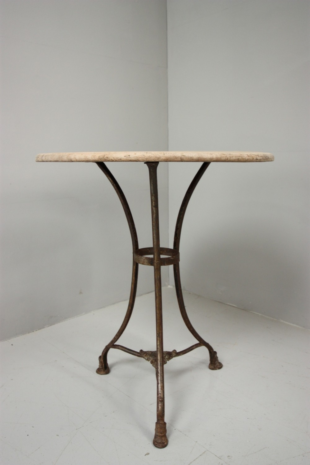 French Antique Arras Bistro Table
