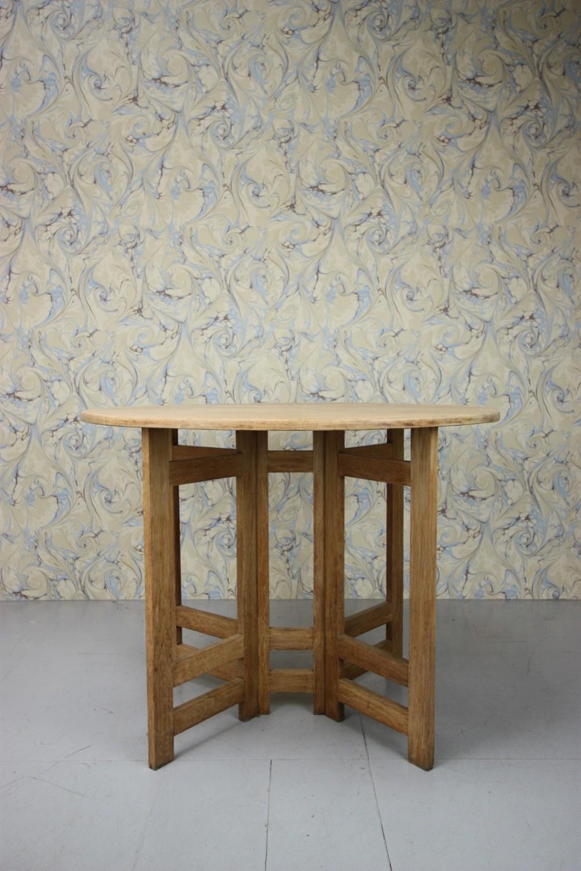 Heals 1930 39 S Oak Drop Leaf Dining Table 401722
