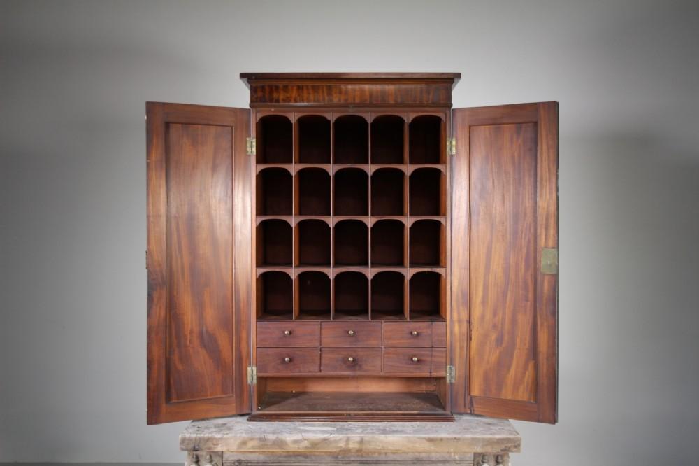 regency antique wall cabinet fabulous interior