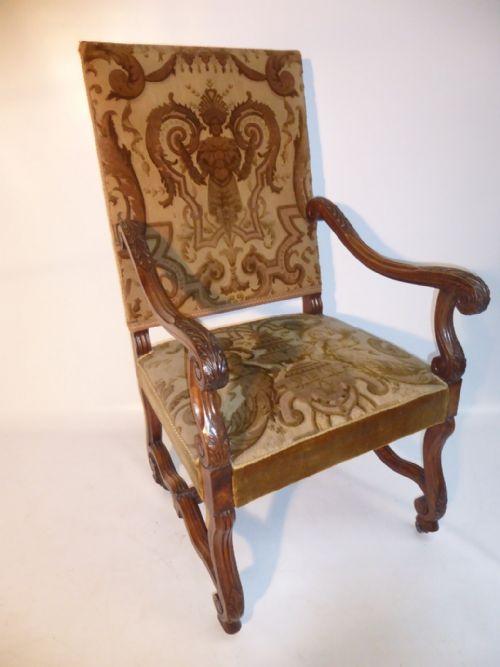 - Antique Flemish Chairs - The UK's Largest Antiques Website