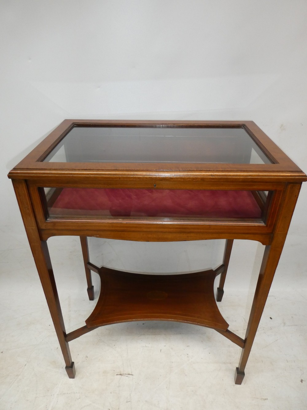 19th century bijouterie display table