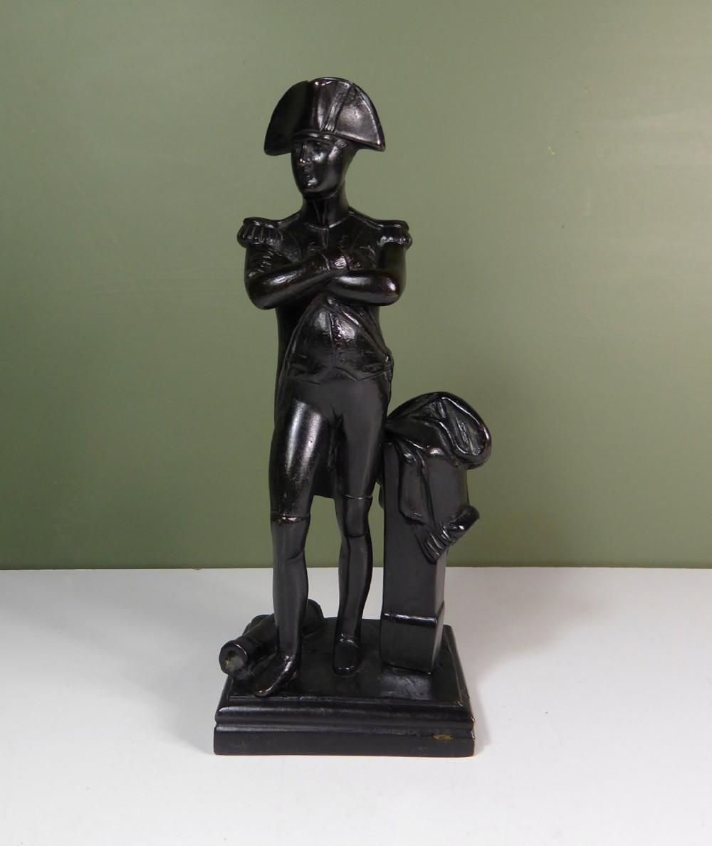 19th c bronze of napoleon