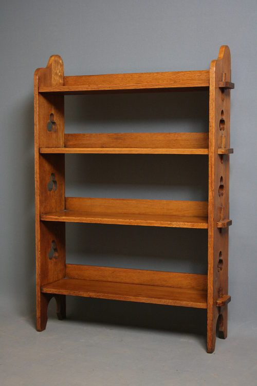 Arts and crafts bookshelves 245889 for Arts and crafts bookshelf