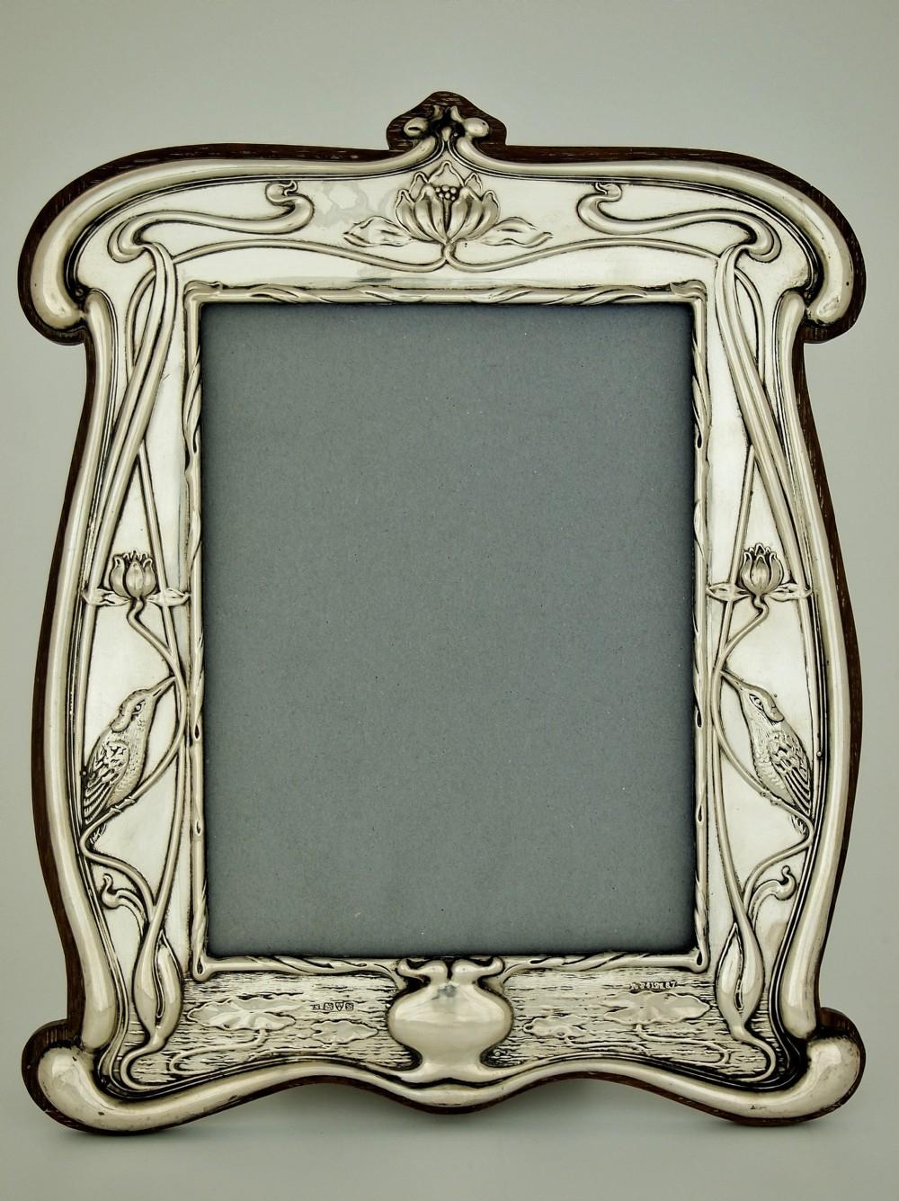 Art Nouveau Photograph Frame | 318471 | Sellingantiques.co.uk