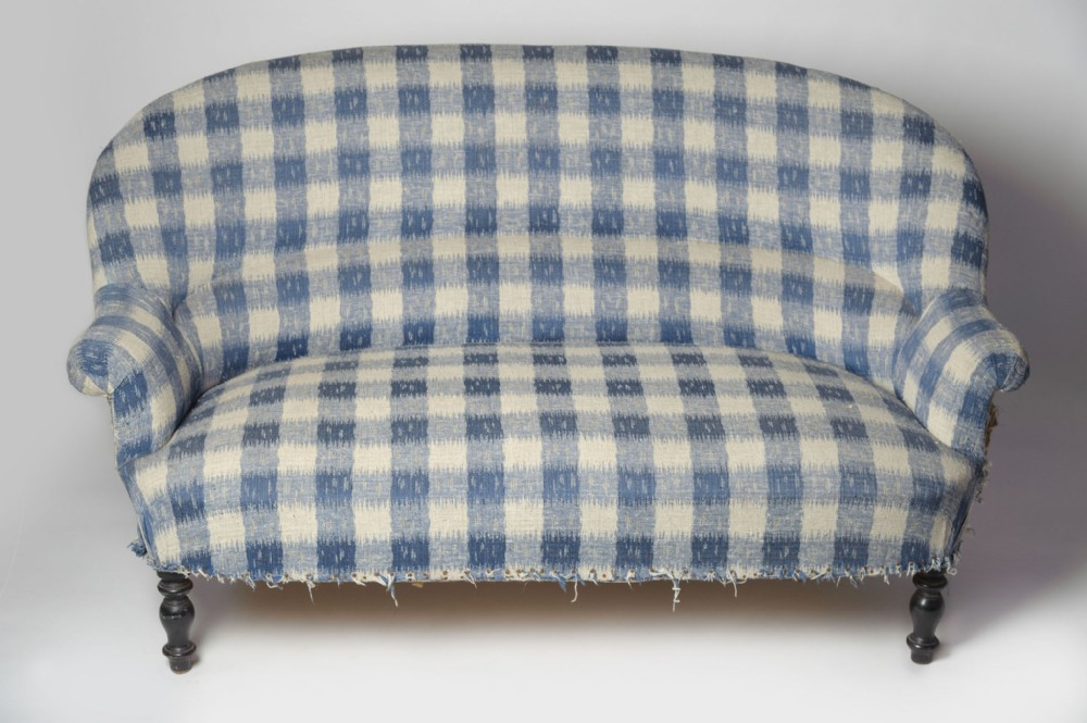 antique french sofa for upholstery