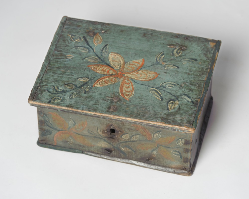 18th century swedish box