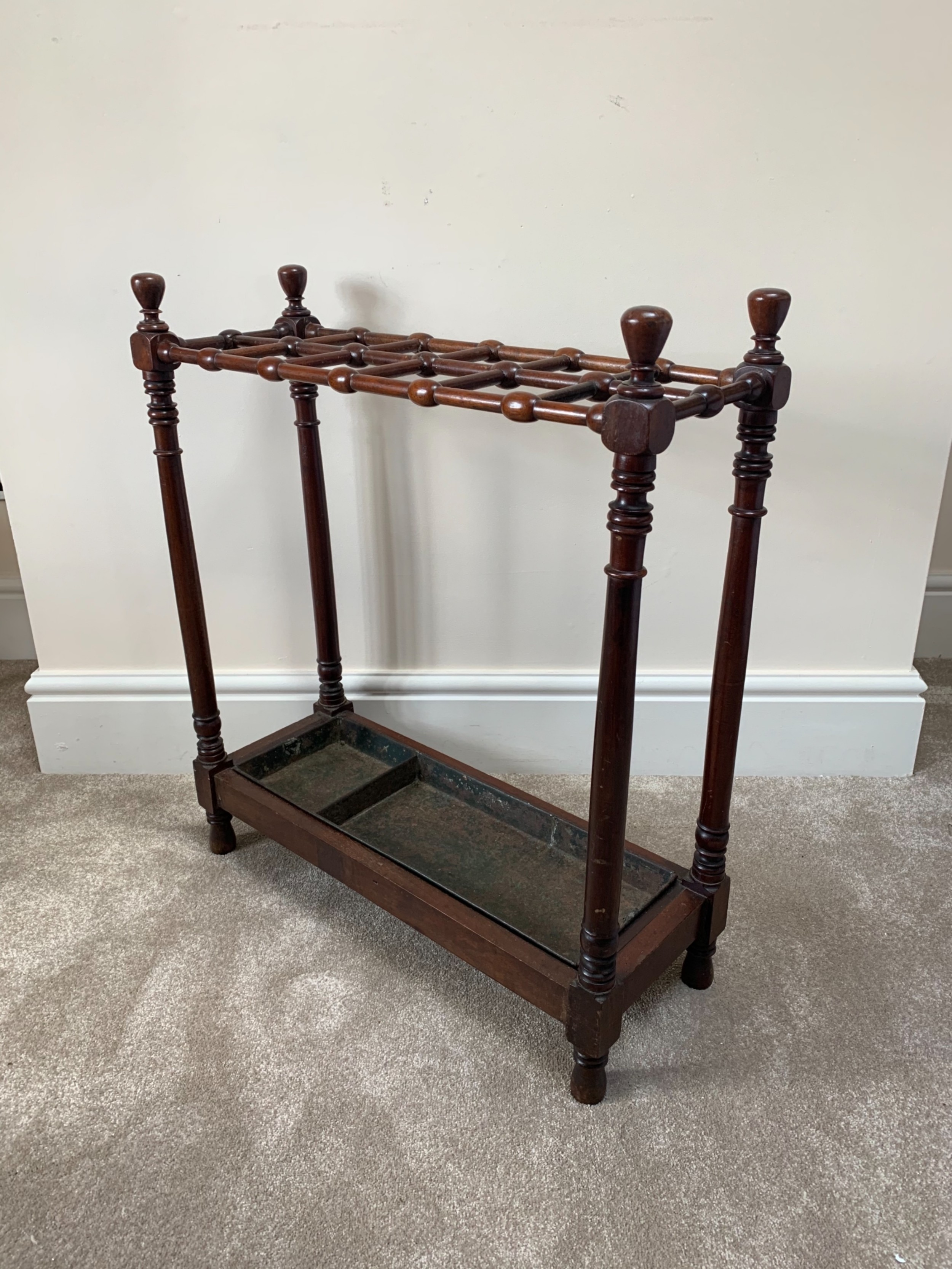 geo iv 12 division country house umbrellastick stand