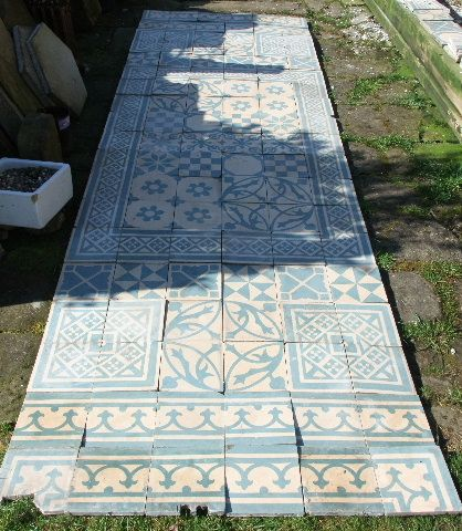 Old fashioned tiles uk 47