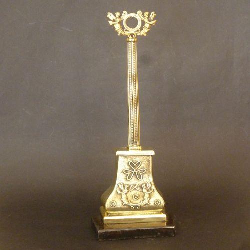george 111 brass door porter