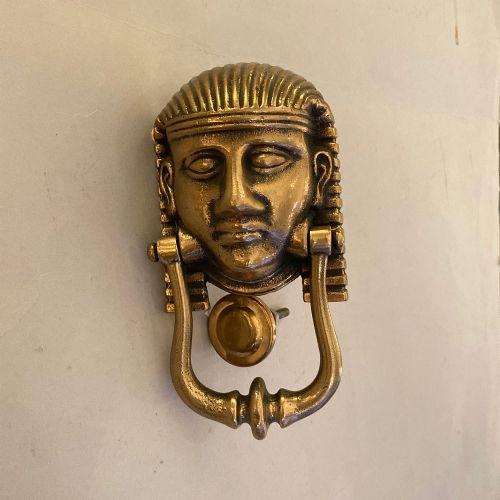 sphinx mask door knocker