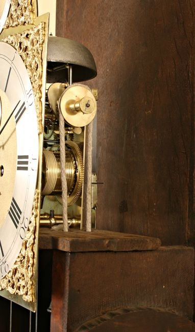 edward taylor of london longcasegrandfather clock - photo angle #3