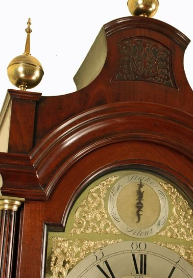 edward taylor of london longcasegrandfather clock - photo angle #5