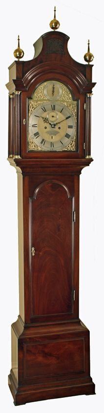 edward taylor of london longcasegrandfather clock