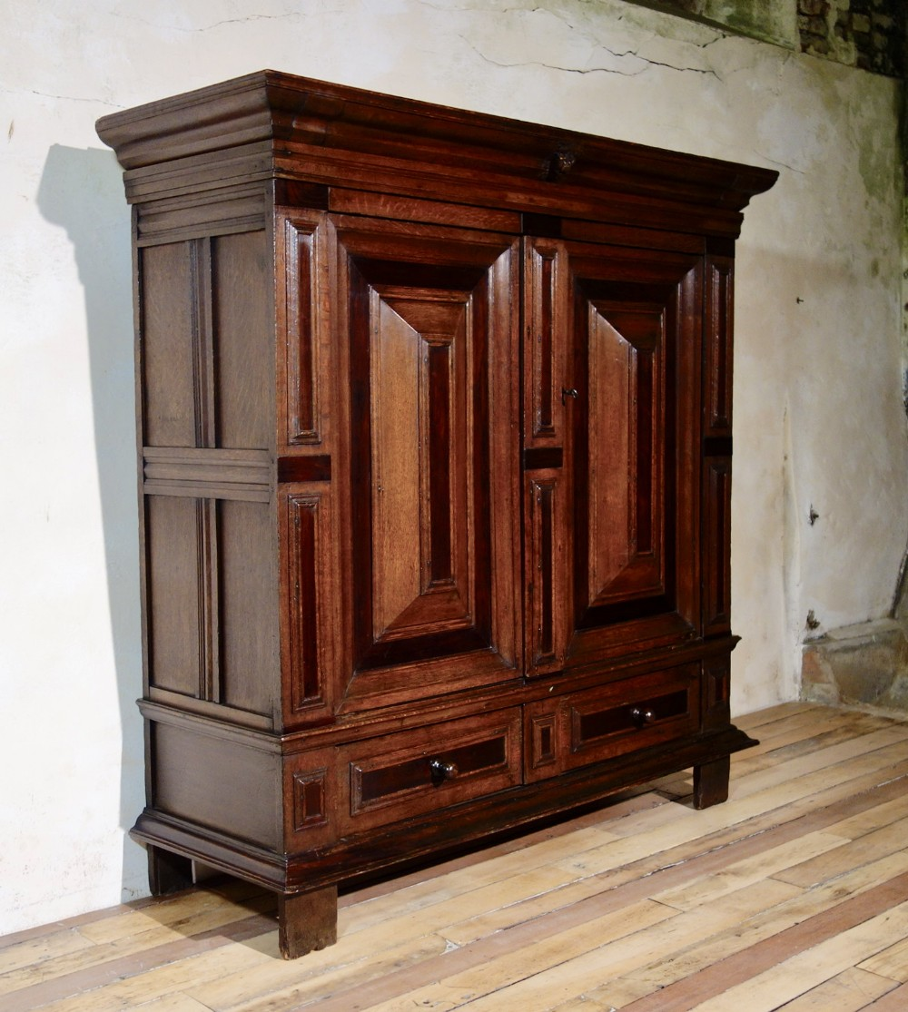 17th Century Dutch Cupboard Kast 606239 Sellingantiques