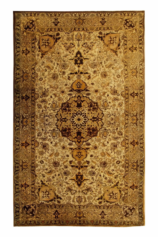 handmade carpet traditional persian rugs isfahan antique rug 176x279cm