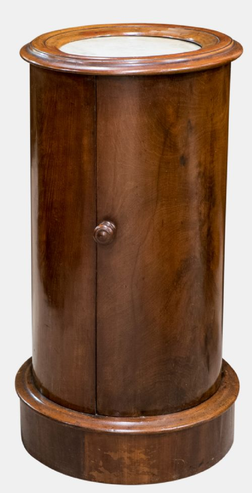 Victorian mahogany circular bedside cabinet 274242 victorian mahogany circular bedside cabinet watchthetrailerfo