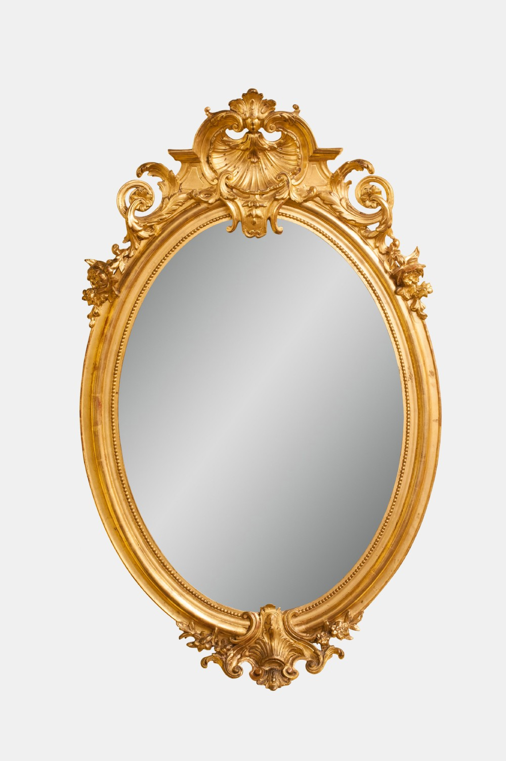 Antiques the uk 39 s largest antiques website for French mirror