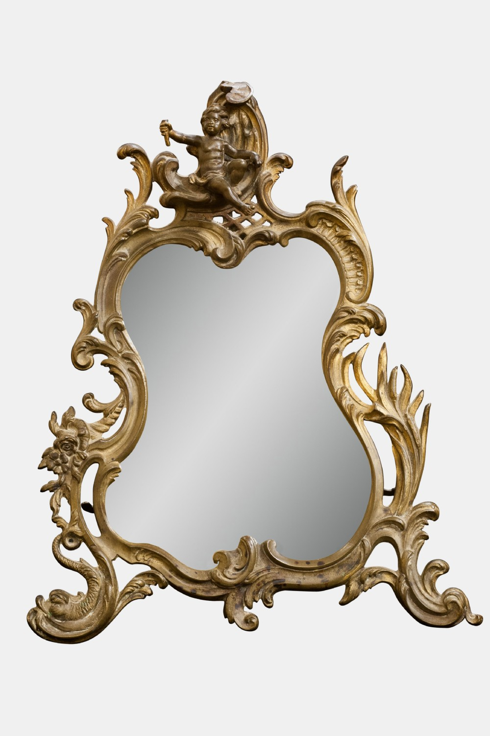Antiques the uk 39 s largest antiques website for Rococo style frame