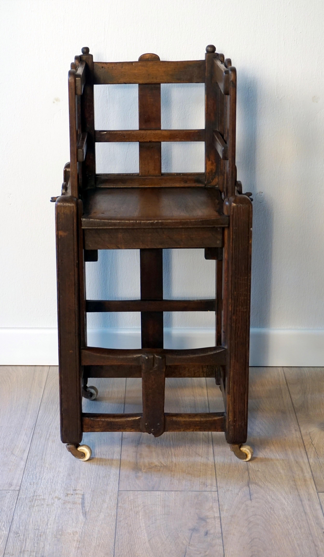 a charming estate made children's high chair