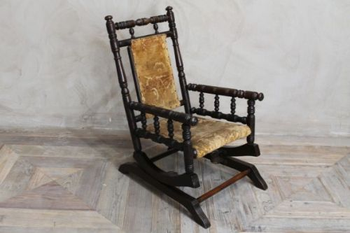 Delicieux Edwardian Childs American Rocking Chair