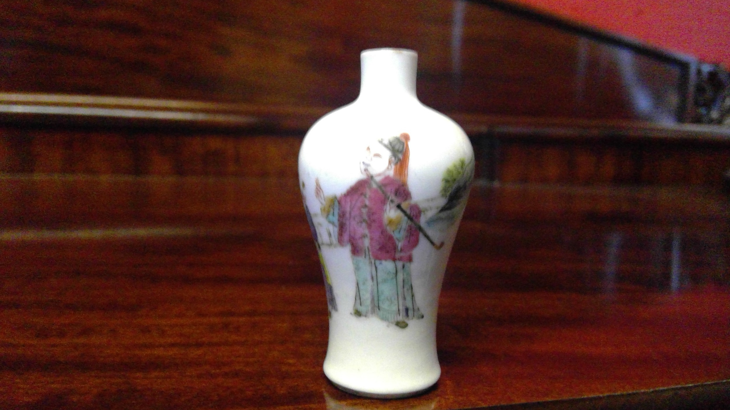 chinese miniature antique vase snuffbottle