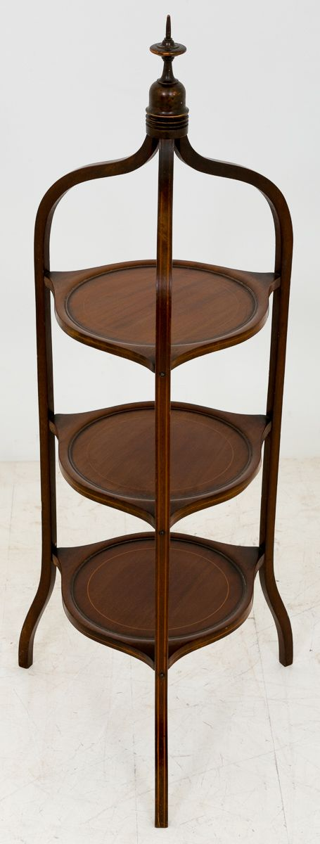 antique cake stands antique mahogany cake stands the uk s largest antiques 1323