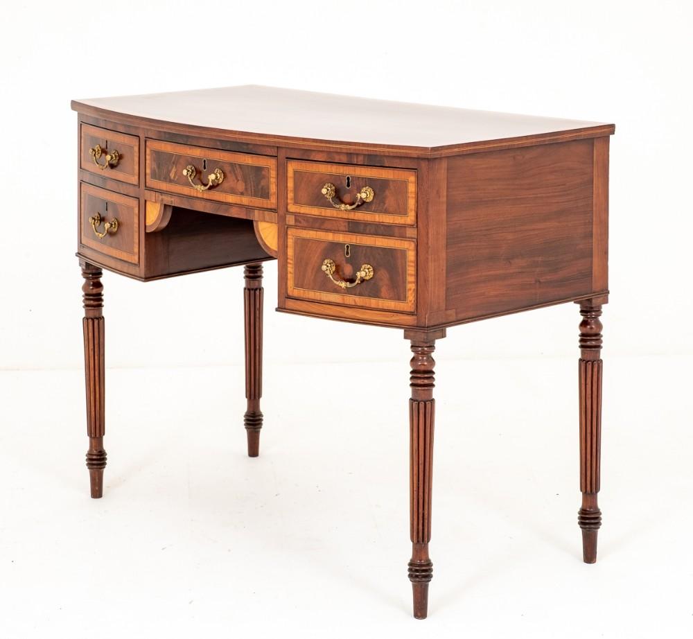 very elegant edwards and roberts mahogany bow sideboard