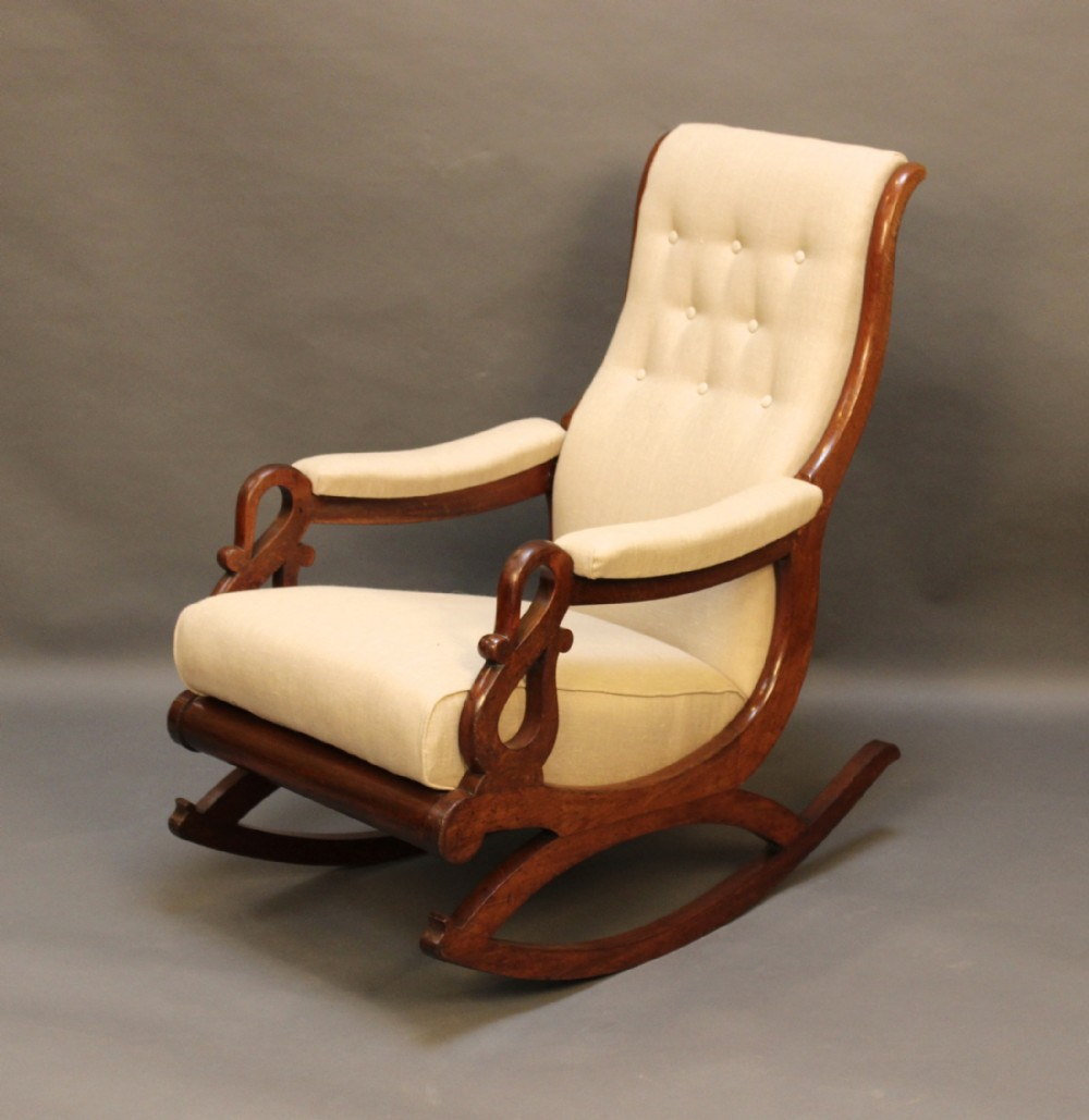 American Antique Rocking Chair - Antique Rocking Chairs ~ Home & Interior Design